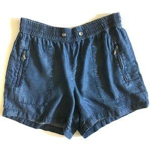 MAX JEANS Tencel Shorts SIZE 10/30